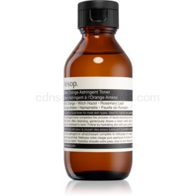 Aēsop Skin Bitter Orange jemné čistiace tonikum pre mastnú pleť 100 ml