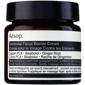 Aésop Skin Elemental intenzívny hydratačný krém pre obnovu kožnej bariéry 60 ml