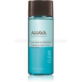 Ahava Time To Clear odličovač vodeodolného očného make-upu pre citlivé oči 125 ml