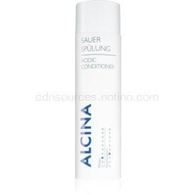 Alcina Normal and Delicate Hair balzam na vlasy s vyhladzujúcim efektom 250 ml