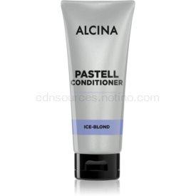 Alcina Pastell osviežujúci balzam pre zosvetlené, melírované studené blond vlasy 100 ml