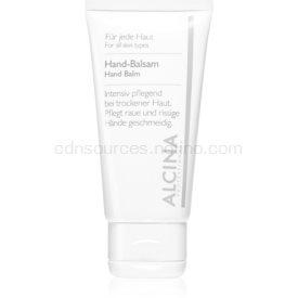 Alcina For All Skin Types balzam na ruky pre suchú a popraskanú pokožku 50 ml