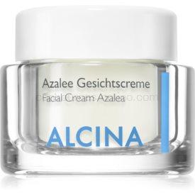 Alcina For Dry Skin Azalea pleťový krém pre obnovu kožnej bariéry 50 ml