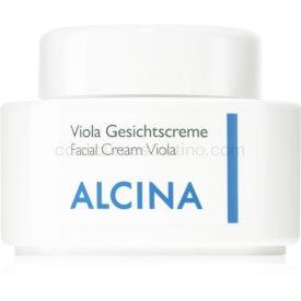 Alcina For Dry Skin Viola krém na upokojenie pleti 100 ml