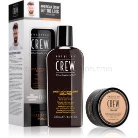 American Crew Get the Look kozmetická sada I. (pre všetky typy vlasov) pre mužov