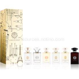 Amouage Miniatures Bottles Collection Men  parfémovaná voda 6 x 7,5 ml