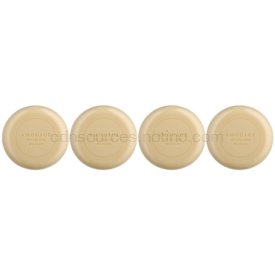 Amouage Interlude parfémované mydlo pre ženy 4 x 50 g