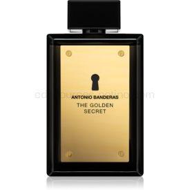 Antonio Banderas The Golden Secret toaletná voda pre mužov 200 ml