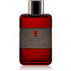 Antonio Banderas The Secret Temptation toaletná voda pre mužov 100 ml