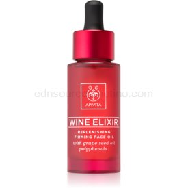 Apivita Wine Elixir Grape Seed Oil spevňujúci pleťový olej  30 ml