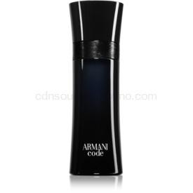 Armani Code toaletná voda pre mužov 125 ml