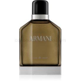 Armani Eau De Nuit toaletná voda pre mužov 100 ml