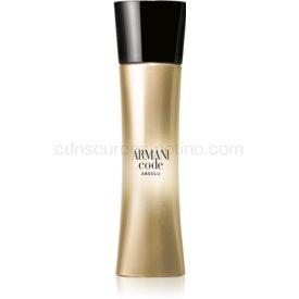 Armani Code Absolu parfumovaná voda pre ženy 30 ml