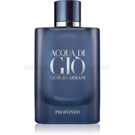 Armani Acqua di Giò Profondo parfumovaná voda pre mužov 125 ml