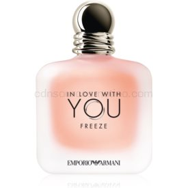 Armani Emporio In Love With You Freeze parfumovaná voda pre ženy 100 ml