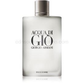 Armani Acqua di Gio Pour Homme toaletná voda pre mužov 200 ml