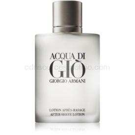 Armani Acqua di Gio Pour Homme voda po holení pre mužov 100 ml