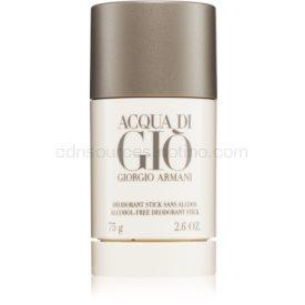 Armani Acqua di Gio Pour Homme deostick pre mužov 75 ml