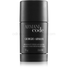 Armani Code deostick pre mužov 75 ml