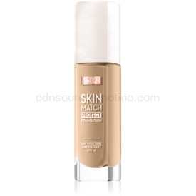 Astor Skin Match Protect hydratačný make-up SPF 18 odtieň 100 Ivory 30 ml