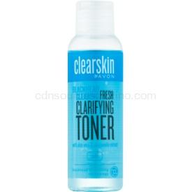 Avon Clearskin Blackhead Clearing čistiaca pleťová voda proti čiernym bodkám 100 ml