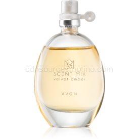 Avon Scent Mix Velvet Amber toaletná voda pre ženy 30 ml
