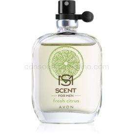 Avon Scent for Men Fresh Citrus toaletná voda pre mužov 30 ml