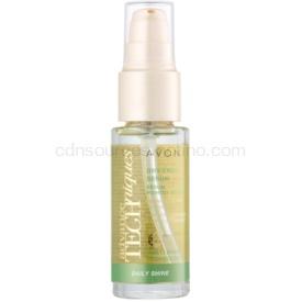 Avon Advance Techniques Daily Shine sérum na suché končeky vlasov 30 ml