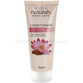 Avon Naturals Body výživný krém na ruky 75 ml