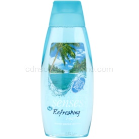 Avon Senses Lagoon Clean and Refreshing osviežujúci sprchový gél 500 ml