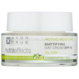 Avon True NutraEffects omladzujúci denný krém SPF 15 50 ml