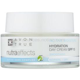 Avon True NutraEffects hydratačný denný krém SPF 15 50 ml