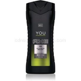 Axe You sprchový gél pre mužov 400 ml