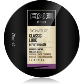Axe Signature Classic Look stylingová pasta na vlasy 75 ml