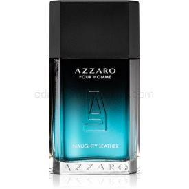 Azzaro Azzaro Pour Homme Sensual Blends Naughty Leather toaletná voda pre mužov 100 ml