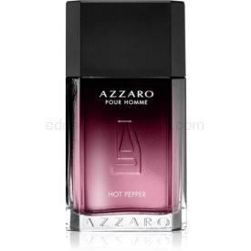 Azzaro Azzaro Pour Homme Sensual Blends Hot Pepper toaletná voda pre mužov 100 ml
