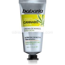 Babaria Cannabis hydratačný krém na ruky 50 ml