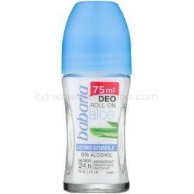 Babaria Aloe Vera dezodorant roll-on s aloe vera 75 ml