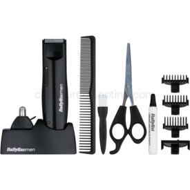 BaByliss For Men E823E zastrihávač vlasov a fúzov 477520a7707