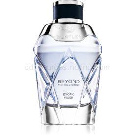 Bentley Beyond The Collection Exotic Musk parfumovaná voda pre mužov 100 ml