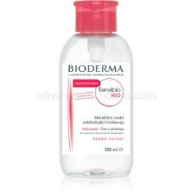 Bioderma Sensibio H2O micelárna voda pre citlivú pleť s dávkovačom 500 ml