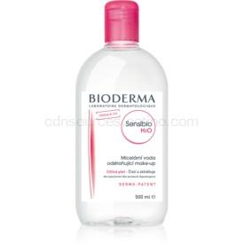 Bioderma Sensibio H2O micelárna voda pre citlivú pleť 500 ml