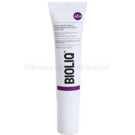 Bioliq 45+ spevňujúci krém na hlboké vrásky v okolí úst a očí (Prunus Serrulata) 15 ml