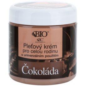 Bione Cosmetics Chocolate pleťový krém pre celú rodinu 260 ml
