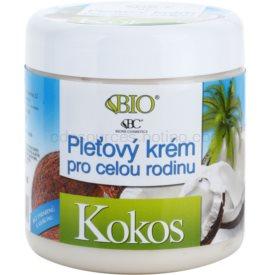 Bione Cosmetics Coconut pleťový krém pre celú rodinu s kokosom ml