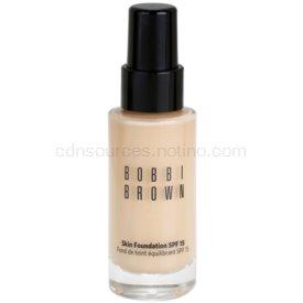 Bobbi Brown Skin Foundation hydratačný make-up SPF 15 odtieň 01 Warm Ivory 30 ml