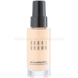 Bobbi Brown Skin Foundation hydratačný make-up SPF 15 odtieň 02 Sand 30 ml