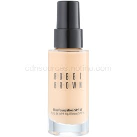 Bobbi Brown Skin Foundation hydratačný make-up SPF 15 odtieň 3 Beige 30 ml