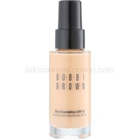 Bobbi Brown Skin Foundation hydratačný make-up SPF 15 odtieň 4 Natural 30 ml