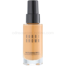 Bobbi Brown Skin Foundation hydratačný make-up SPF 15 odtieň 6 Golden 30 ml